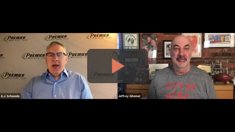 Premier Post Minute- The New Normal -Interview with Jeffrey Gitomer